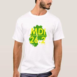 T-shirt Marathon 2010 de MDI