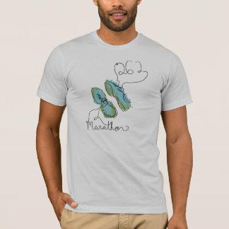 T-shirt Marathon de Hartford : Chaussures