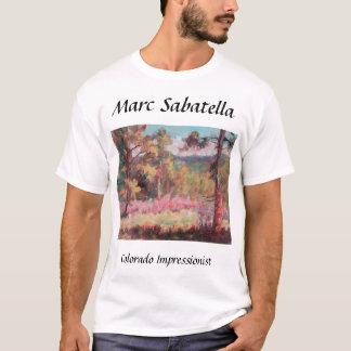 T-shirt Marc Sabatella - impression du Colorado
