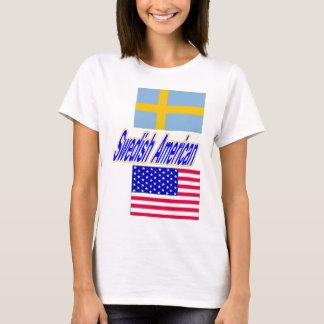 T-shirt marchandises américaines suédoises