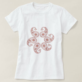 T-shirt Marchandises de tatouage de henné