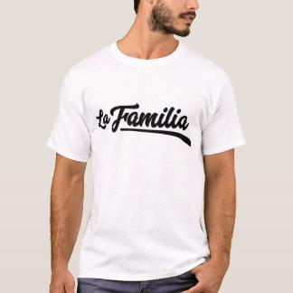 T-shirt Marchandises marquées par Familia de La