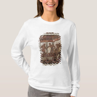 T-shirt Marchant des raisins, de Saint-Romain-en-Gallon