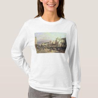 T-shirt Marché dans Nishny, Novgorod, 1872