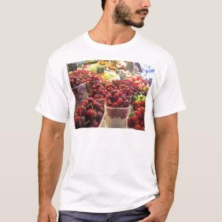 T-shirt Marché de Boqueria de La, Barcelone, Espagne