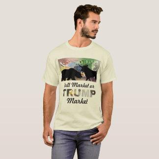 T-shirt Marché haussier Ou marché d'atout