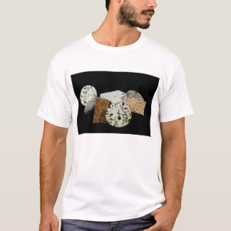 T-shirt Marche sur le verre réutilisé