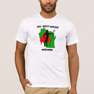 T-shirt Marcheur de gouvernement Scott