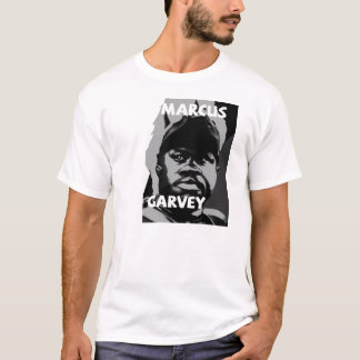 T-shirt Marcus Garvey (Black&White)