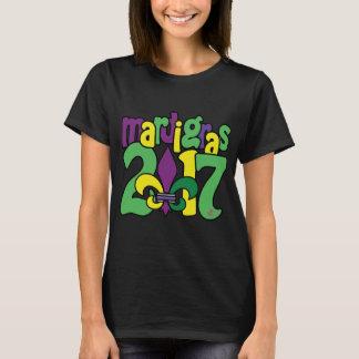 T-shirt Mardi gras 2017