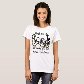 T-shirt Mardi gras à la mode