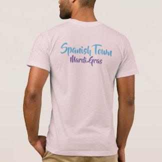 T-shirt Mardi gras de Spanish Town