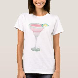 T-shirt Margarita rose