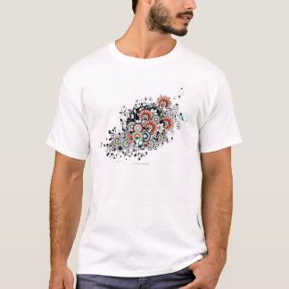 T-shirt Marguerite de Gerber