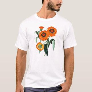 T-shirt Marguerite vintage - Gazania Splendens