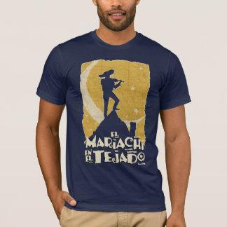 T-shirt Mariachi sur le toit