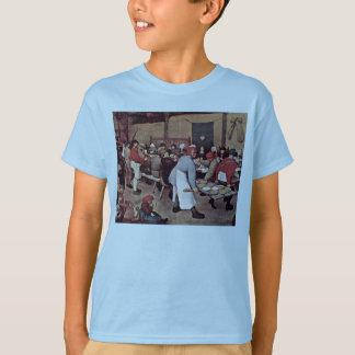 T-shirt Mariage rural par Bruegel D. Ä. Pieter