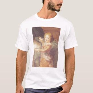T-shirt Marie-Antoinette et ses enfants