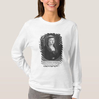 T-shirt Marie-Therese-Charlotte De France, âge 17