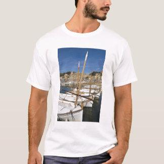 T-shirt Marina, Port de Soller, côte ouest, Majorque,