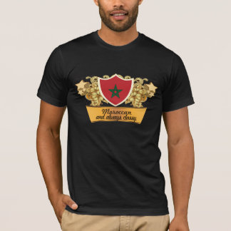 T-shirt Marocain chic
