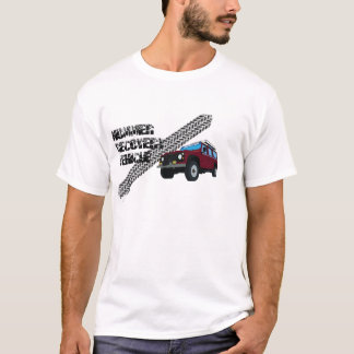 T-shirt Marque de pneu de Land Rover