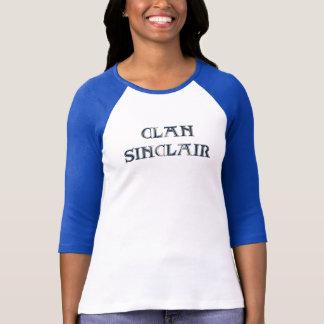 T-shirt marqué par nom de la Réunion de SINCLAIR