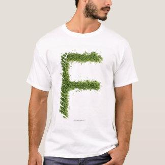 """T-shirt Marquez avec des lettres """"F"""" en cresson sur"""