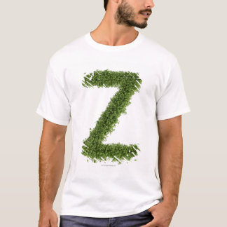 """T-shirt Marquez avec des lettres """"Z"""" en cresson sur"""