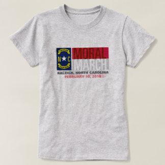 T-shirt Mars moral Raleigh 2018