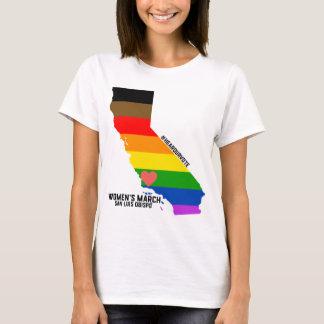 T-shirt Mars SLO - LGBTQ des femmes