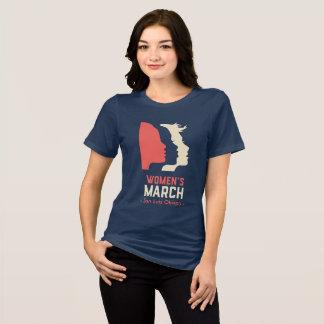 T-shirt Mars SLO - logo national des femmes