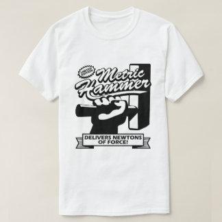 T-shirt Marteau métrique