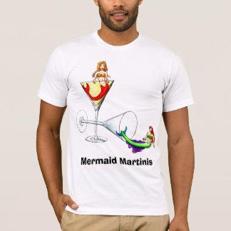 T-shirt Martini de sirène