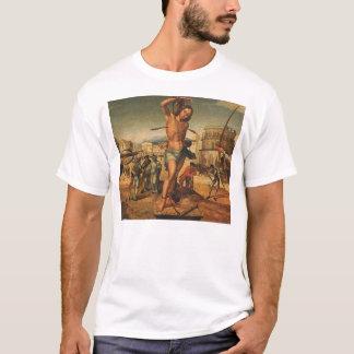 T-shirt Martyre de St SebastiAn