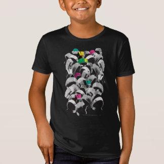T-Shirt MARVIN le MARTIAN™ empilé