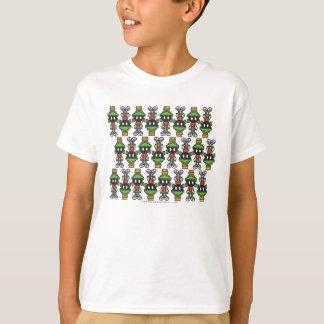 T-shirt MARVIN le motif de carrelage de MARTIAN™