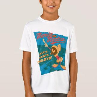 T-Shirt MARVIN que les retards de retards de MARTIAN™……