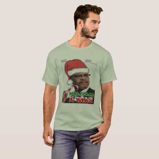 T-shirt MAS de MALCOLM X