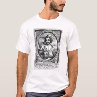T-shirt Masaniello, gravé par Petrus de Iode