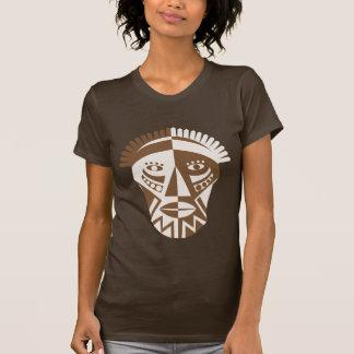 T-shirt Masque africain