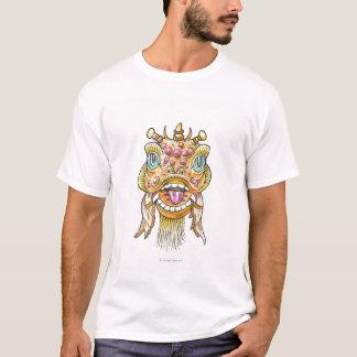 T-shirt Masque chinois de nouvelle année