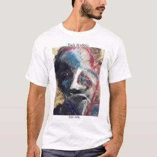 T-shirt Masque de whiskey et de crainte (chemise-haute