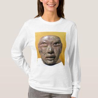 T-shirt Masque funéraire, Olmec, du Mexique