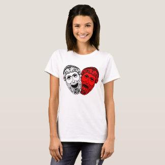 T-shirt Masques de théâtre