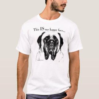 T-shirt Mastiff134shirt