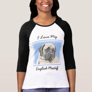 T-shirt Mastiff anglais (faon)