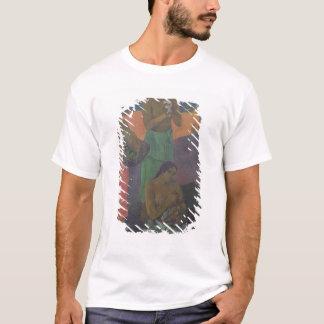 T-shirt Maternité, ou trois femmes sur le bord de la mer,