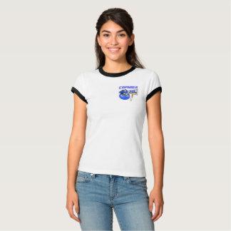 T-shirt Matière d'épouses de police