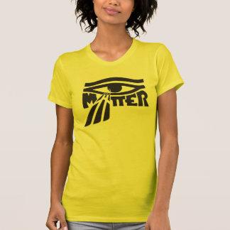 T-shirt Matière d'oeil